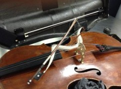 The violinist's guide to flying (hint: you'll need three passports)