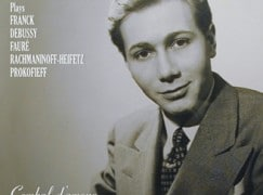 Ex-NY Philharmonic concertmaster has died