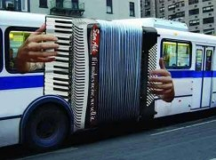 Street musicians take on the symphony orchestra