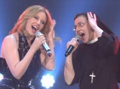 Cristina-Scuccia-si-Kylie-Minogue