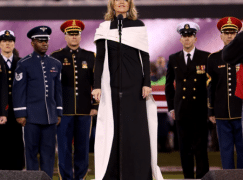 renee fleming inauguration