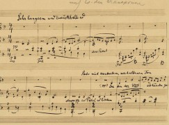 Mahler's greatest song is no longer lost to the world