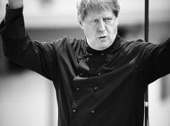 Music director retires, at 67