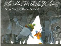 Joshua Bell's subway stunt is now a children's book