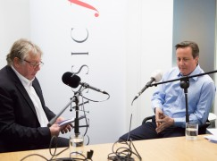 The Classic FM Interview with David Cameron.