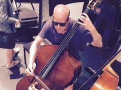 Bass player, 36, is new Philharmonic manager