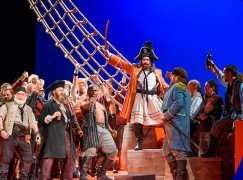 Strike threat at English National Opera