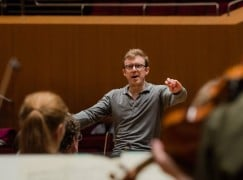 What it's like to see a conductor in the round