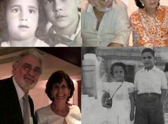 Placido Domingo mourns 'beloved sister'