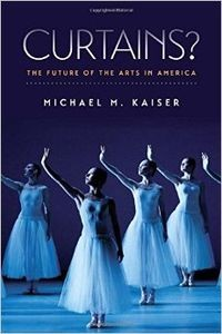 michael kaiser book
