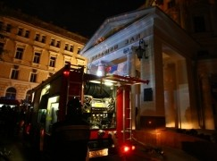 Fire rages at Moscow Conservatoire on eve of Tchaikovsky finals