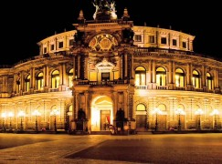 Dresden gives residency to Israel Phil