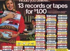 Record giant goes bust