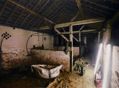A pigsty is turned into gleaming music centre