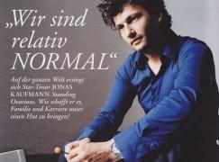 What Jonas Kaufmann is wearing…
