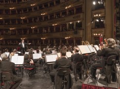 Riccardo Chailly's new orchestra