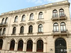 Leipzig restores music house it stole in 1939