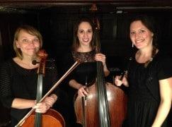 Three new ladies at Swedish Opera