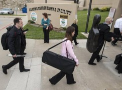 Symphony players go to jail