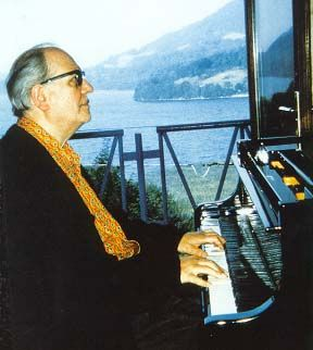 Final resting place for Messiaen's papers