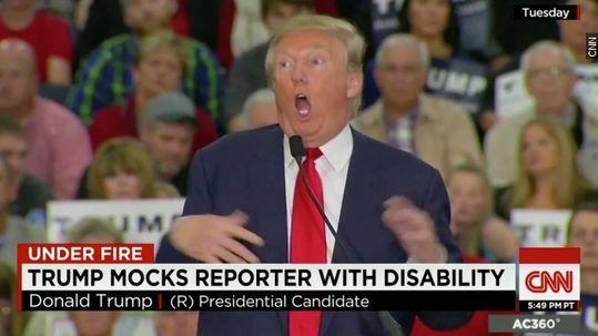 Donald Trump is still begging for a singer