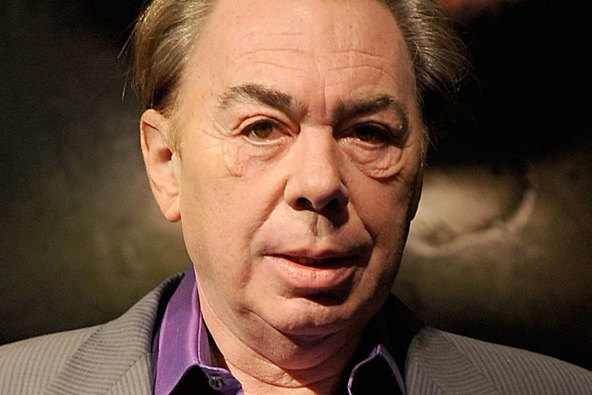 Andrew Lloyd Webber halves his West End orchestra