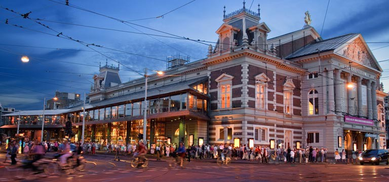 Rising outrage at the Concertgebouw's upskirting video