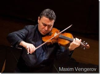 Maxim Vengerov: Here's what happened when I played in the dark