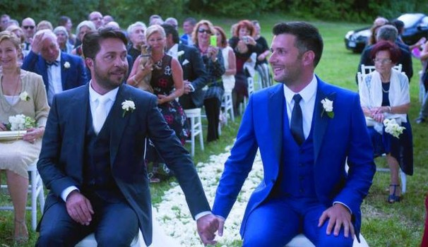 Social and personal: Italian baritone marries his manager