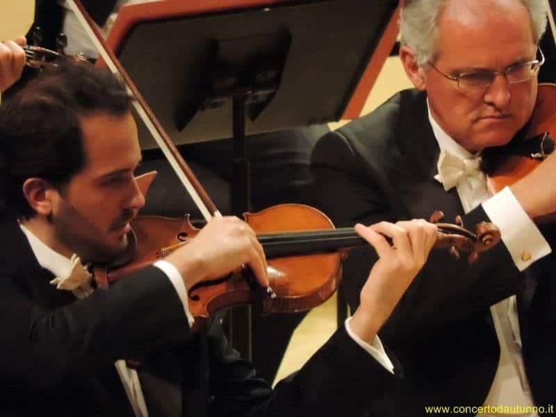 String quartet signs up a concertmaster