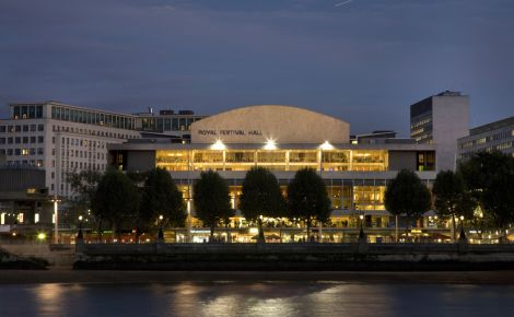 London's South Bank has everything – except classical music