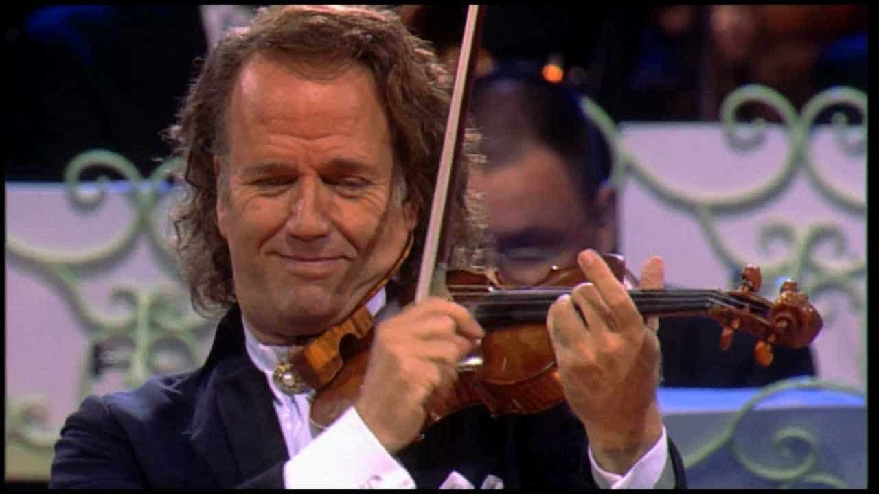Just in: Andre Rieu rushes to rescue a disability orchestra