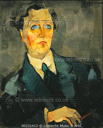 Glenn Gould: Not Bach, but Berg
