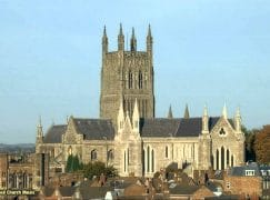 Close to 1,000 performers at Three Choirs Festival