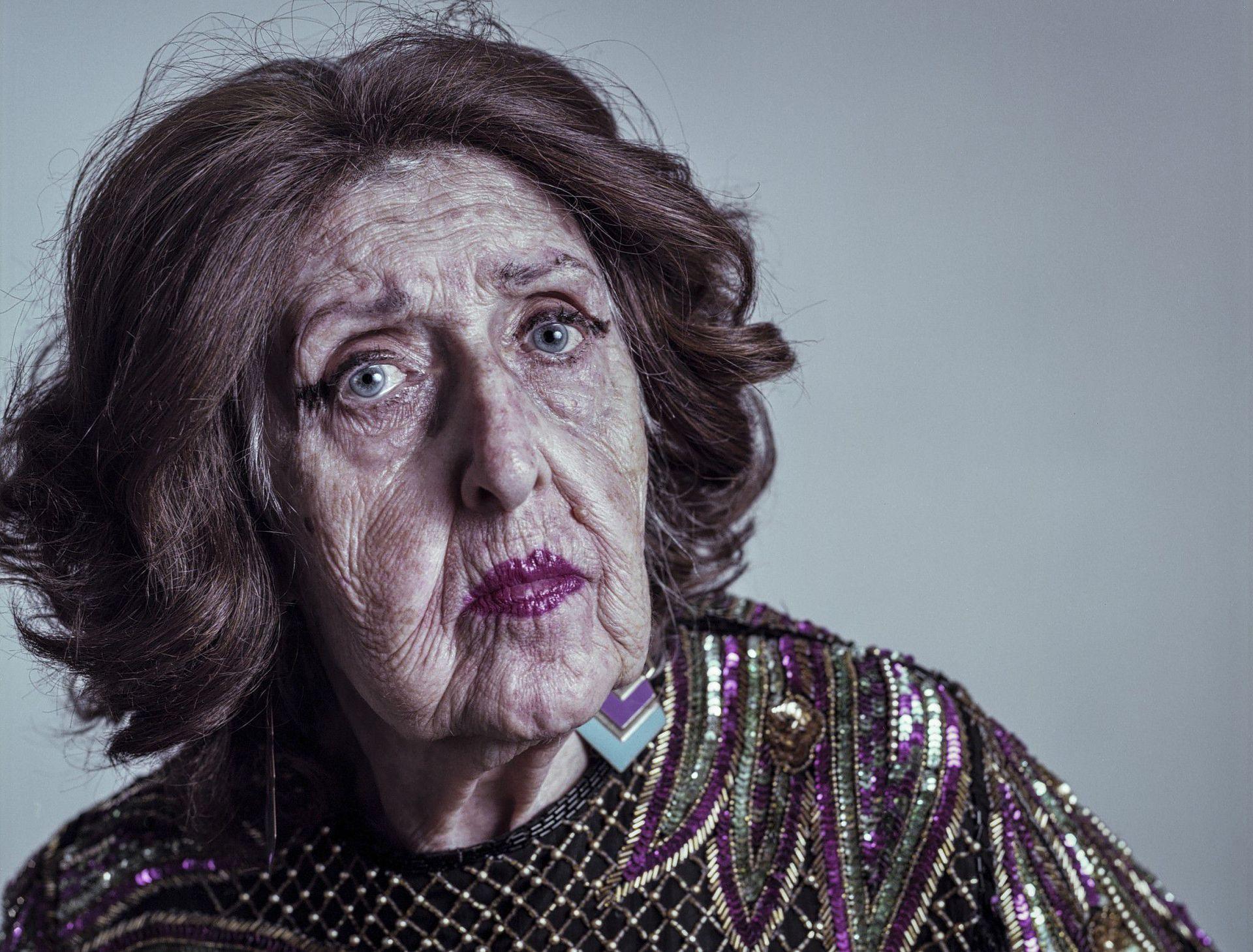 Amazing portraits of Ida Haendel, 89