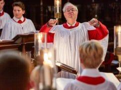 Sic transit: Stephen Cleobury calls time on Kings