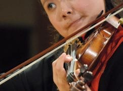 Look, I played Beethoven's viola