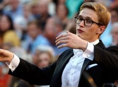 Frankfurt appoints 28 year-old general music director