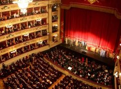 Death at the Bolshoi: A performer is killed by scenery