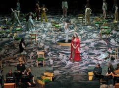 Salzburg's new Poppea is met with silence (followed by loud boos)