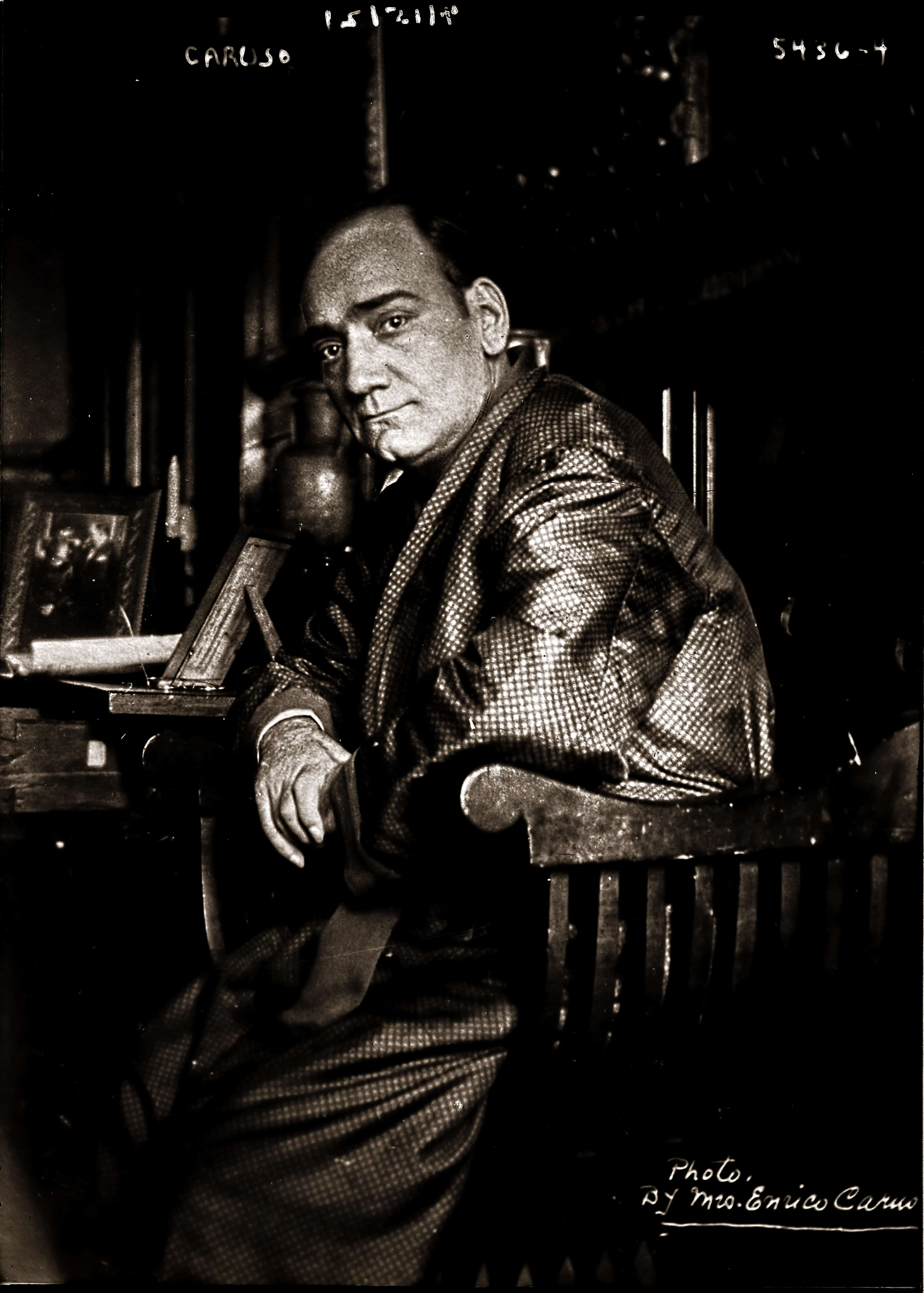 100 years after Caruso…