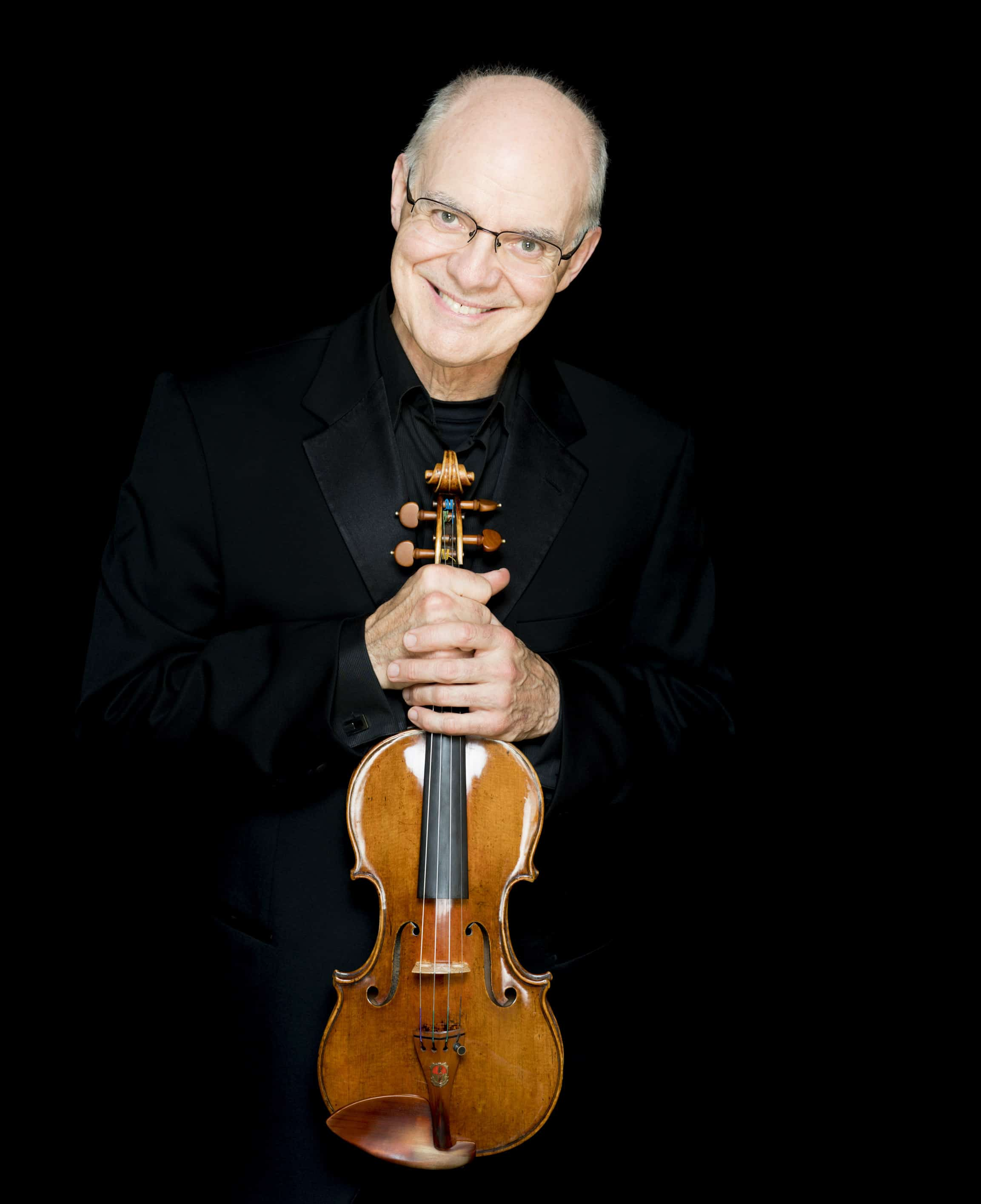 Boston explains the mystery of the missing concertmaster