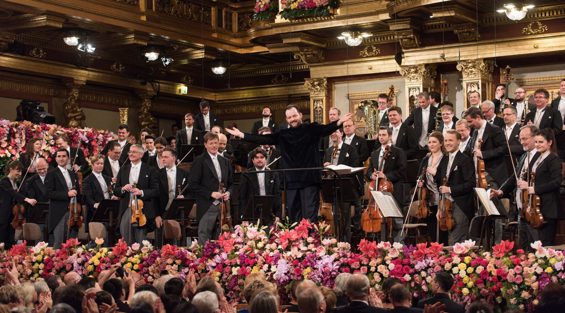 The money behind Vienna's New Year's Day concert