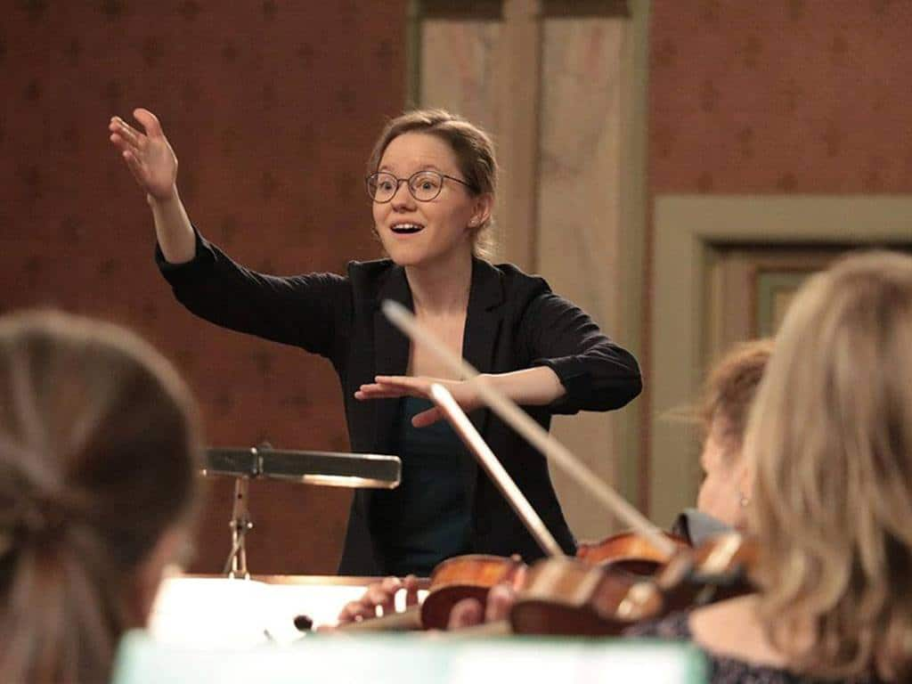 Just one woman selected in Mahler conducting competition