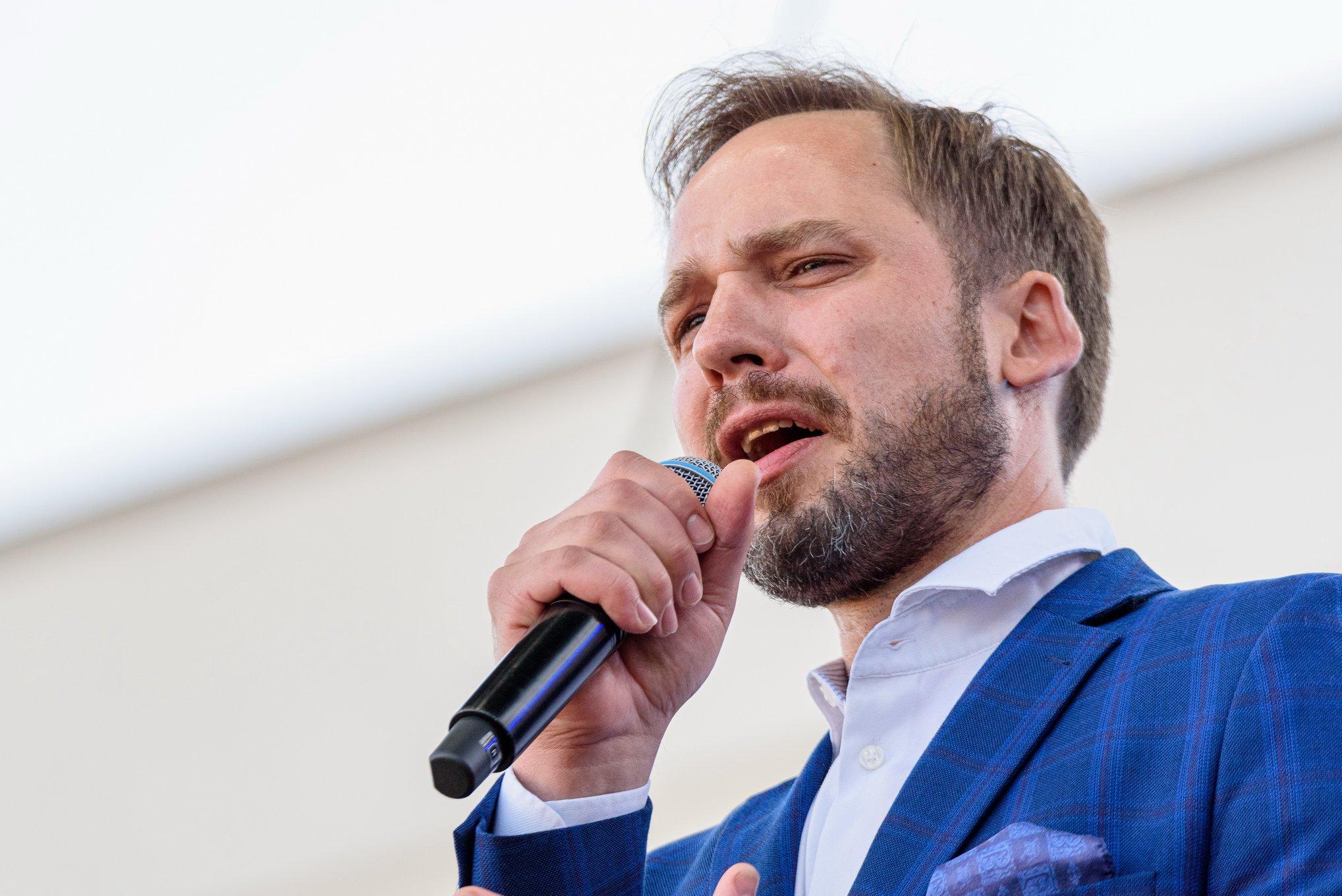 Breaking: Opera chief falls sick with Covid