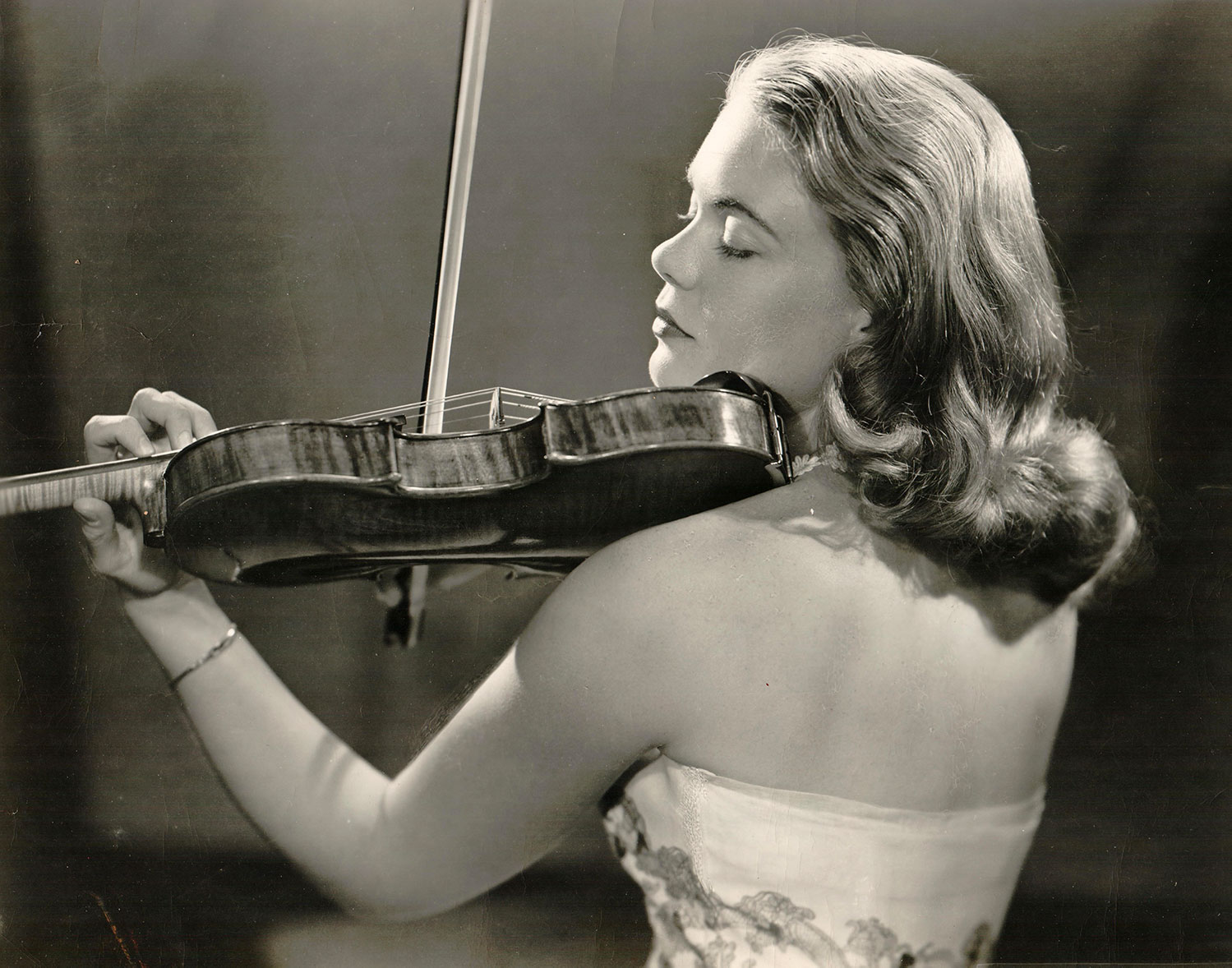 The first US female violin star has died at 92