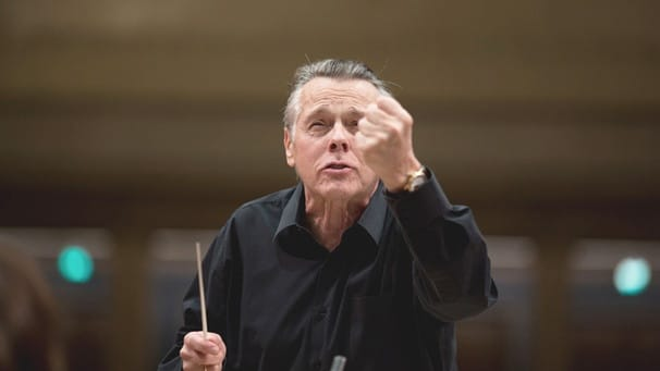 The voice of Mariss Jansons on 9/11