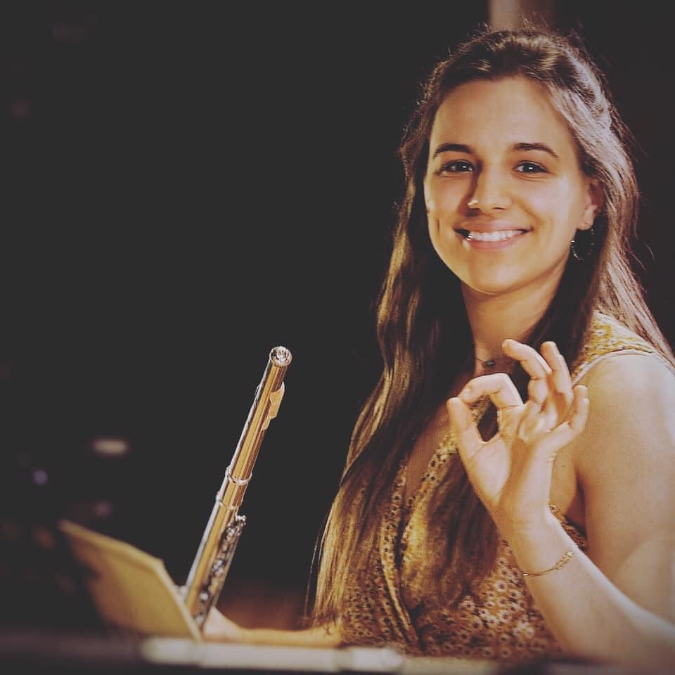 A flute concerto gets its world premiere tomorrow