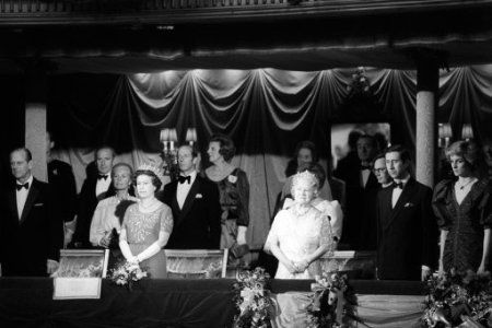 Prince Philip's nights at the opera