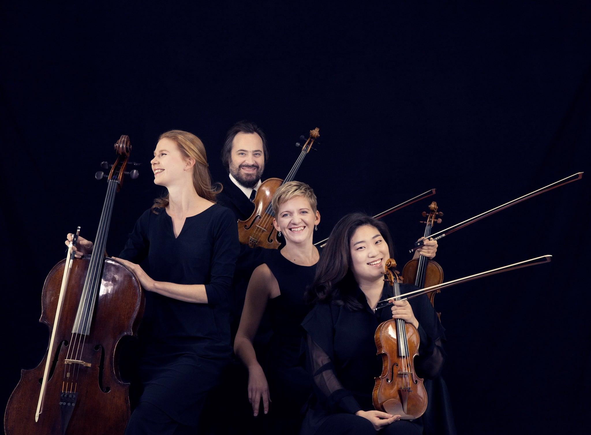 Break-up: World-famous string quartet dissolves